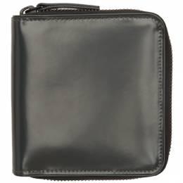 Dries Van Noten Grey Line Zip Around Wallet 192358M16400601GB