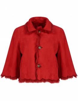 Шуба Red Valentino 115782