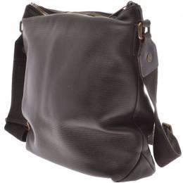 Louis Vuitton Brown Utah Leather Shawnee MM Bag 236130
