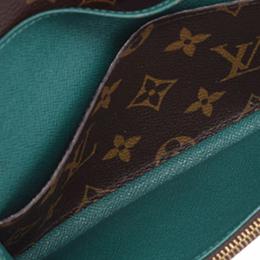 Louis Vuitton Veil Monogram Canvas Emilie Continental Flap Wallet 236116