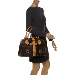 Louis Vuitton Monogram Canvas Manhattan GM Bag 232799
