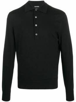 Tom Ford - knitted polo shirt 930BTM95955368660000