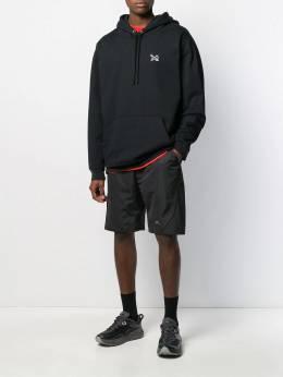 A-Cold-Wall* шорты с эластичным поясом TNC01