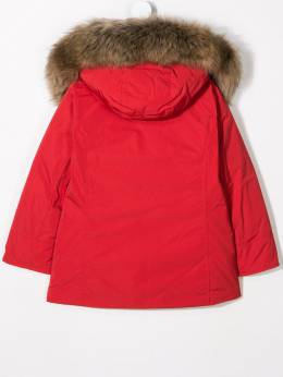 Woolrich Kids - Arctic hooded down parka PS0699UT653395668303