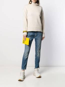 Rag & Bone - raw cuffs skinny jeans 99F0653K9DH956603560