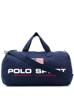 Polo Ralph Lauren - logo print holdall 35955395666630000000