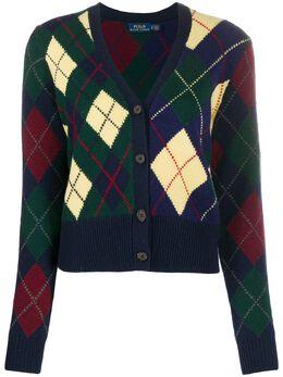 Polo Ralph Lauren - кардиган с узором аргайл 36385095569690000000