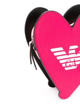 Emporio Armani Kids - heart sling bag 5099A569955868580000