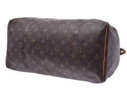 Louis Vuitton Monogram Canvas Speedy 40 Bag 236124