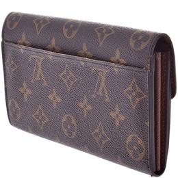 Louis Vuitton Monogram Canvas Sarah Continental Wallet 236119
