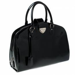 Louis Vuitton Black Electric Epi Leather Pont Neuf GM Bag 231776