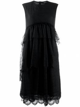Simone Rocha - lace midi dress 56305955995630000000