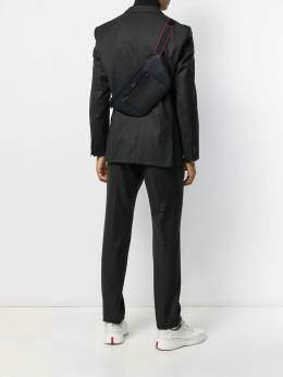 Boss Hugo Boss - contrast monogram belt bag 99995959933550000000