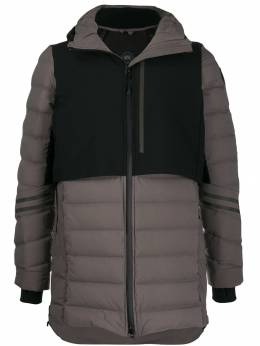 Canada Goose - hooded down jacket 0LB95699393000000000
