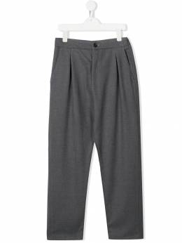 Paolo Pecora Kids - pleated trousers 93395665306000000000