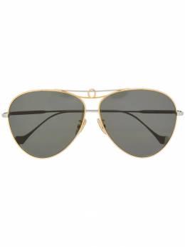Loewe - солнцезащитные очки-авиаторы с затемненными линзами 6605U956653650000000