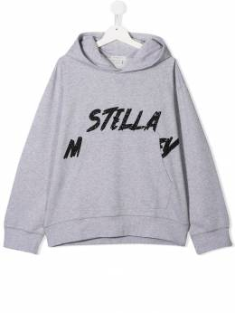Stella McCartney Kids - худи с логотипом 556SNJ08955968830000