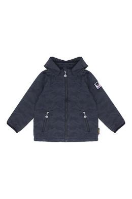 Куртка с узором Miki House 3018159663