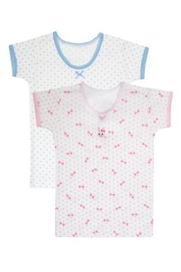 Комплект футболок с узором Miki House 3018159699