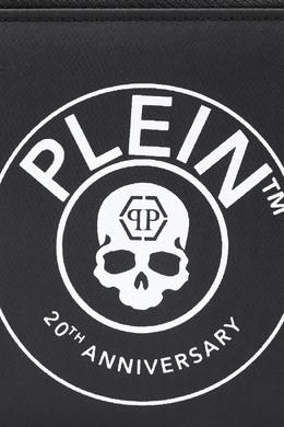 Клатч с логотипом бренда Philipp Plein 1795159578
