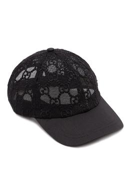 Бейсболка из сетчатой ткани Gucci 470160227