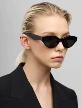 Drew Black Acetate Sunglasses Retrosuperfuture 70IG2O018-QkxBQ0s1