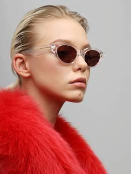 Drew Crystal Acetate Sunglasses Retrosuperfuture 70IG2O013-Q1JZU1RBTA2