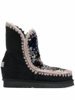 Mou ботинки Eskimo с потайной танкеткой MUFW121000F