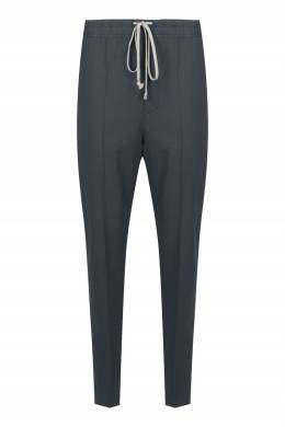 Темно-серые брюки со стрелками Rick Owens 43160753