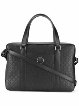 Versace - сумка для ноутбука с тисненым узором 3966DVBRW93350096000