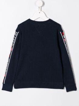 Tommy Hilfiger Junior - свитер с логотипом KB659969505653600000