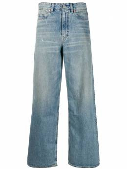 Our Legacy - Re-Painting wide-leg jeans 95FR9555390800000000