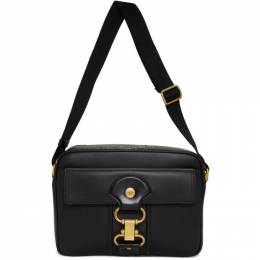 Versace Black Damysus Messenger Bag 192404M17000601GB