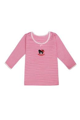 Комплект розовых лонгсливов Miki House 3018160251