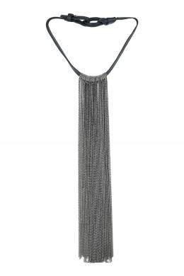 Комбинированное колье с длинными цепями Fabiana Filippi 2658160903