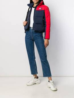 Tommy Jeans - colour-block puffer jacket DW633659560690800000