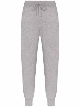 Chloé - knitted track style trousers 06SMT695669559569000