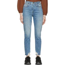 Frame Blue Le Original Skinny Jeans 192455F06904606GB