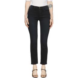Frame Indigo Le High Jeans 192455F06904703GB