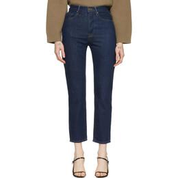 Frame Navy Le Original Jeans 192455F06904408GB