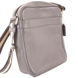 Coach Dark Navy Leather Shoulder Bag 238350