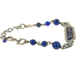 Dior Blue/ Silver Metal Bracelet 238421