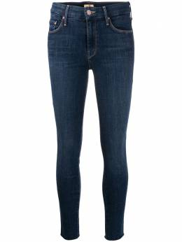 Mother - Looker Ankle Fray skinny jeans 93839560693500000000