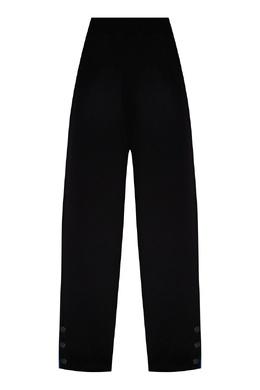 Шерстяные брюки с лампасами Stella McCartney 193161079