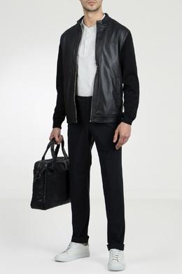 Черные брюки с карманами Pantaloni Torino 2994161434
