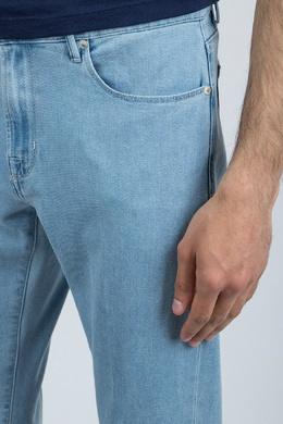 Голубые эластичные джинсы Pantaloni Torino 2994161391