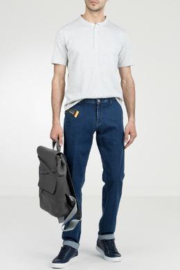 Синие джинсы из облегченного денима Pantaloni Torino 2994161396