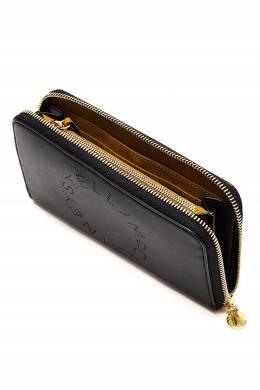 Черный кошелек из эко-кожи Stella McCartney 193161140