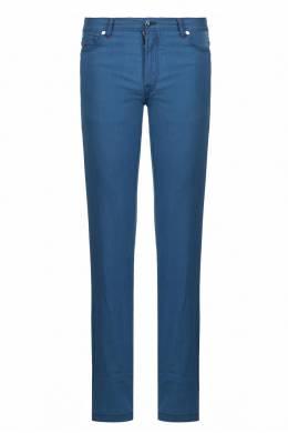 Синие брюки с платком Marco Pescarolo 2512161564