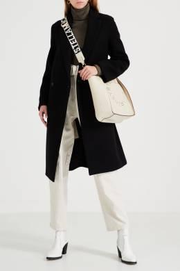 Сумка молочно-белого цвета Stella McCartney 193161164